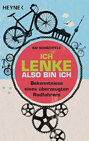 """Buchcover """"Ich lenke also bin ich"""" von Kai Schaechtele"""