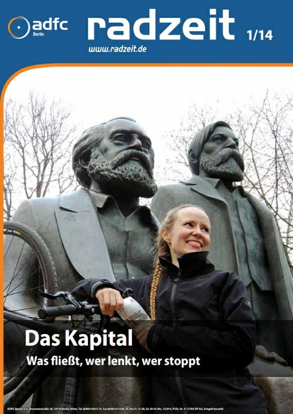© Foto: Kerstin E. Finkelstein / radzeit