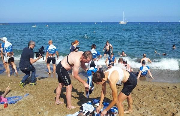 Mit Sack und Pack ins Mittelmeer!