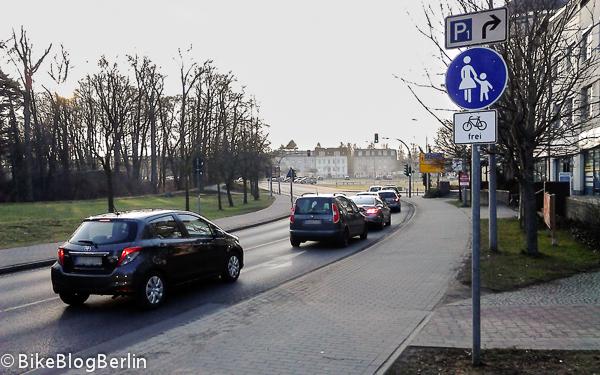 Bernau: Aufhebung der Benutzungspflicht