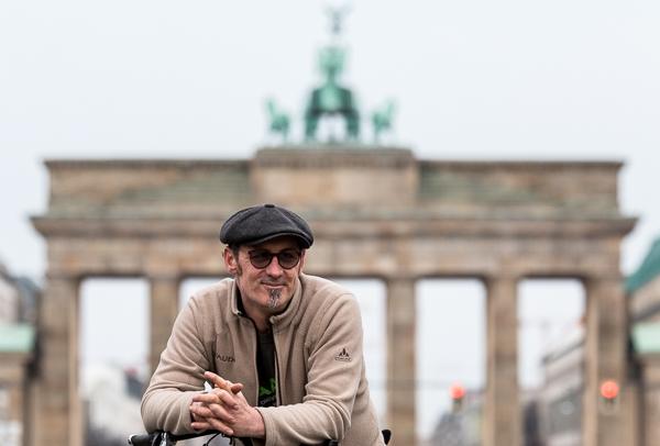 Sven Marx – Sven Globetrotter: ein Portrait
