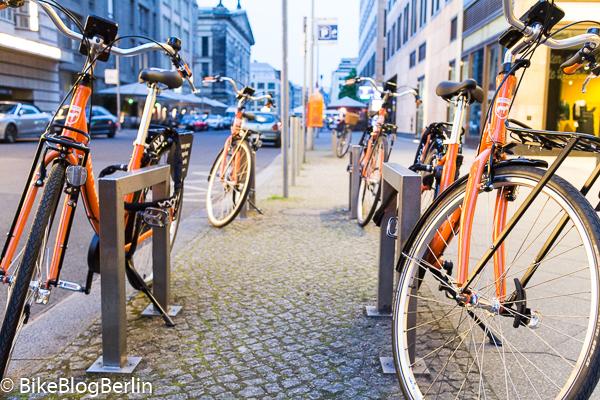 Donkey Republic – neues Bikesharing-System in Berlin