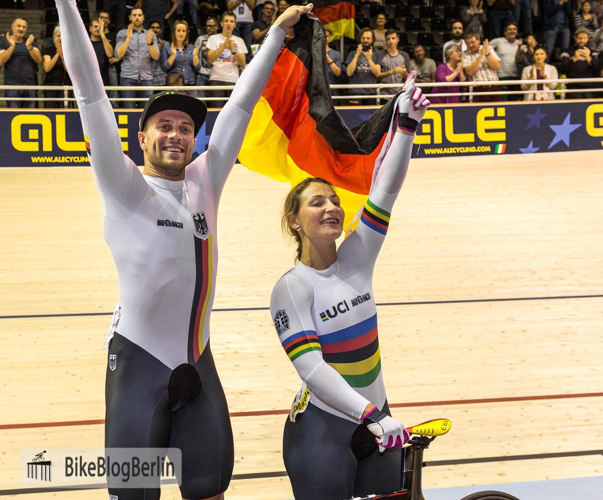 Maximilian Levy + Kristina Vogel
