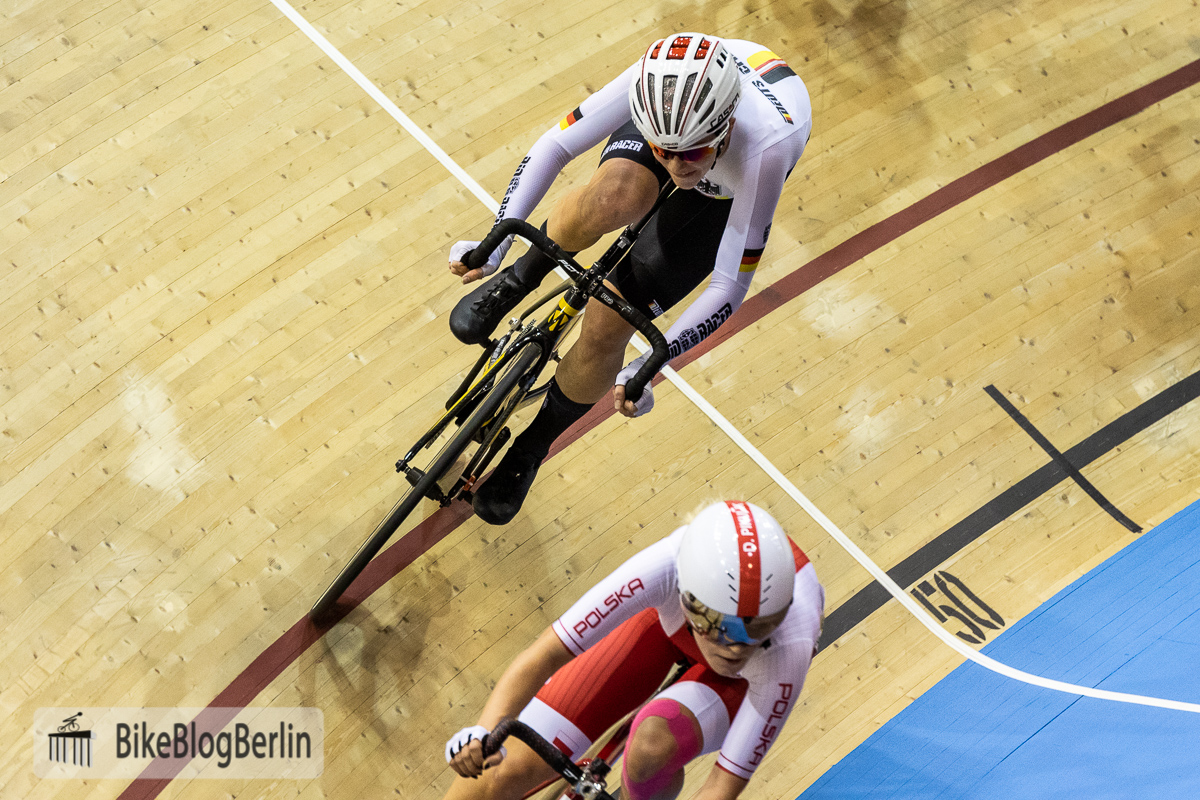 Das deutsche Madison-Duo Lea Lin Teutenberg und Franziska Brauße (im  folgenden Bild zu sehen) kam auf einen ordentlichen zehnten Platz. 8bee9fb57